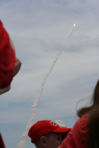 STS-127 Atlantis Launch